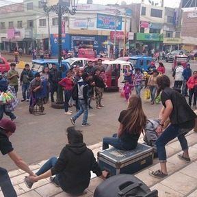 Peru Drama